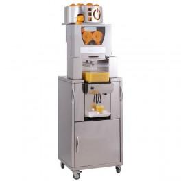 Freezer: 20-25 frutti/minuto