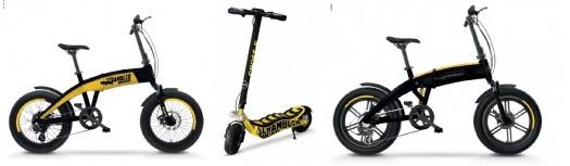 Monopattini e biciclette elettriche FUORISTRADA