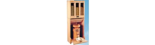 Micro impianto per la produzione di farina e pasta