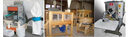 Medi impianti per la produzione di pasta