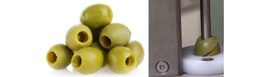 Macchine per DENOCCIOLARE le olive